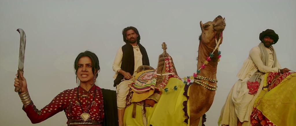 Sredin večer: Projekcija indijskega filma JAL (Voda)