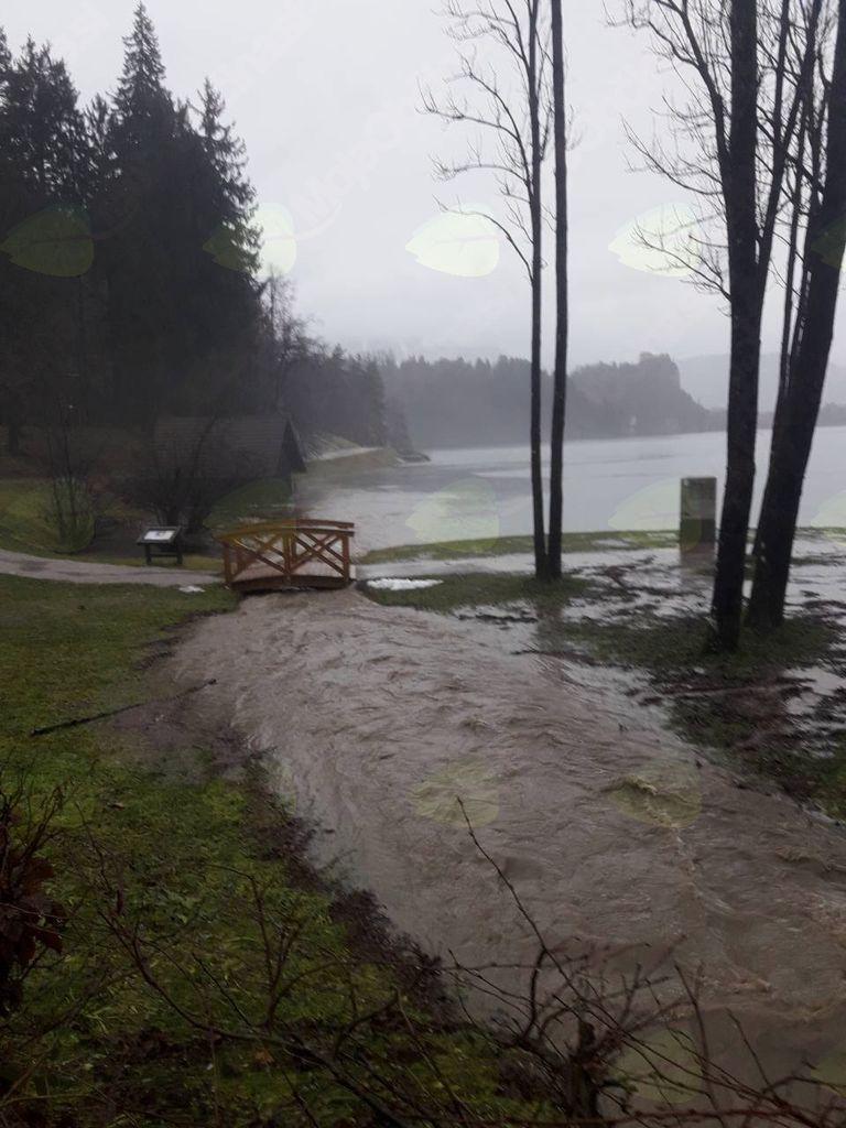 Ocenjevanje škode zaradi poplav in močnega vetra med 11. in 13. decembrom 2017