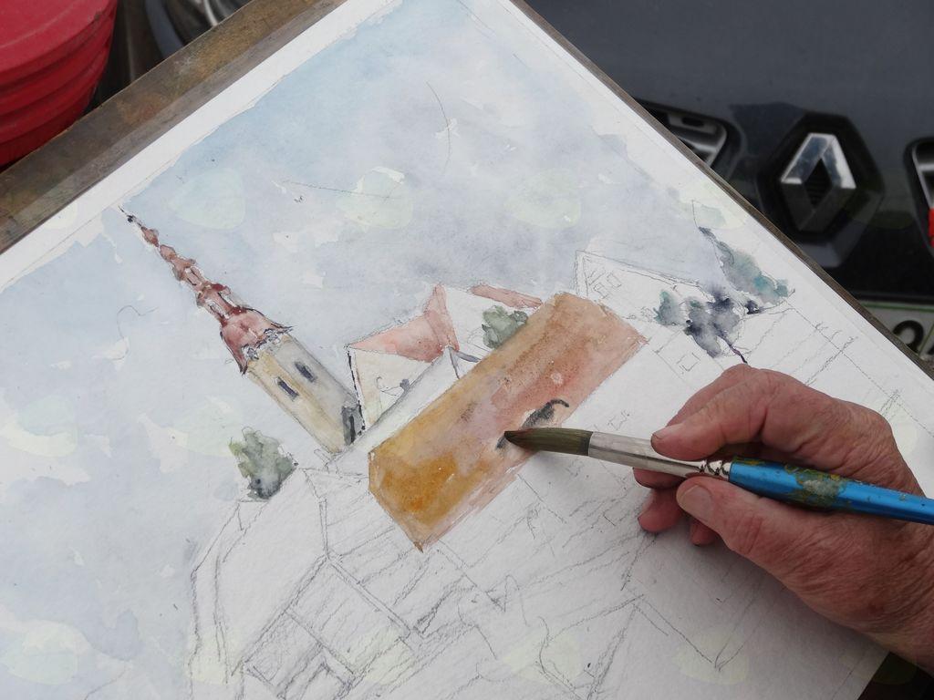 3. slikarski EX-TEMPORE MOKRONOG-TREBELNO- vabljeni k obisku umetnikov