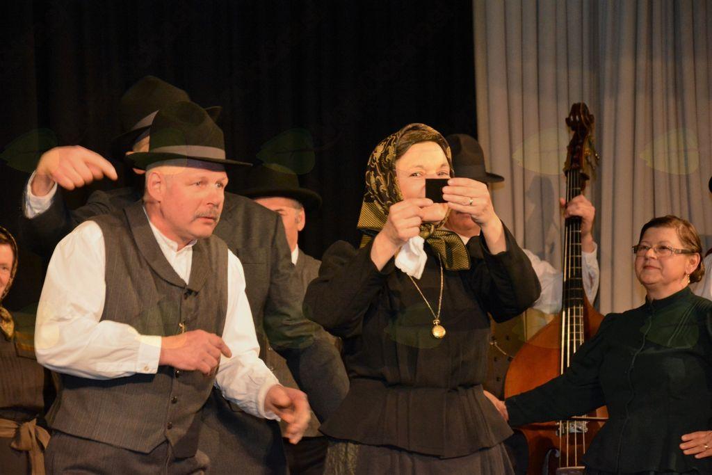 Foto: arhiv Folklorna skupina Kal nad Kanalom