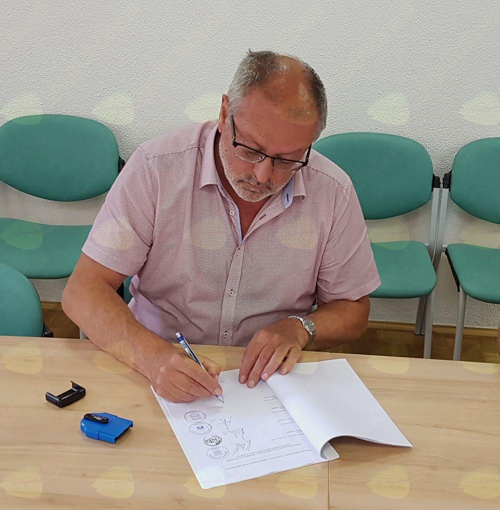 Podpisano pismo o nameri ustanovitve čezmejnega grozda