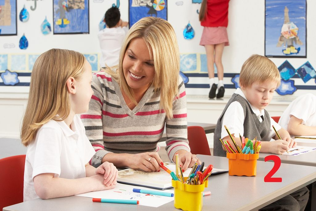Pravilen pristop učitelja do učencev z učnimi težavami - 2.del