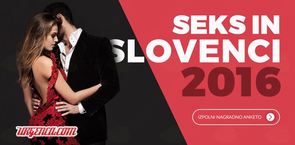 Sodelujte v veliki nagradni anketi o seksu med Slovenci