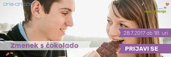 Zmenek s čokolado