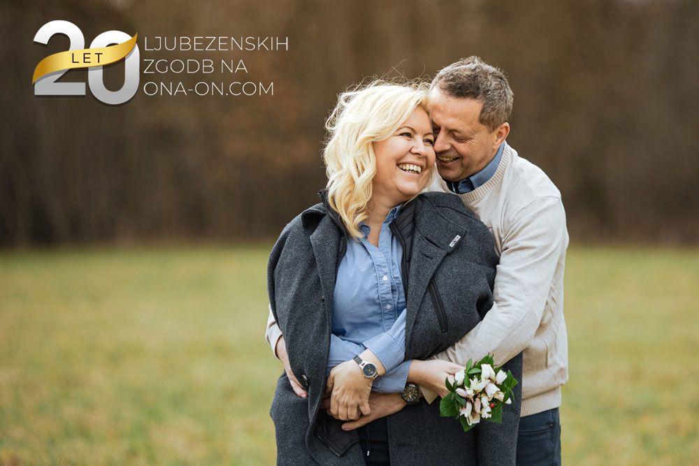 Kako sva našla popolno ljubezen? 20 let ljubezenskih zgodb na ona-on.com