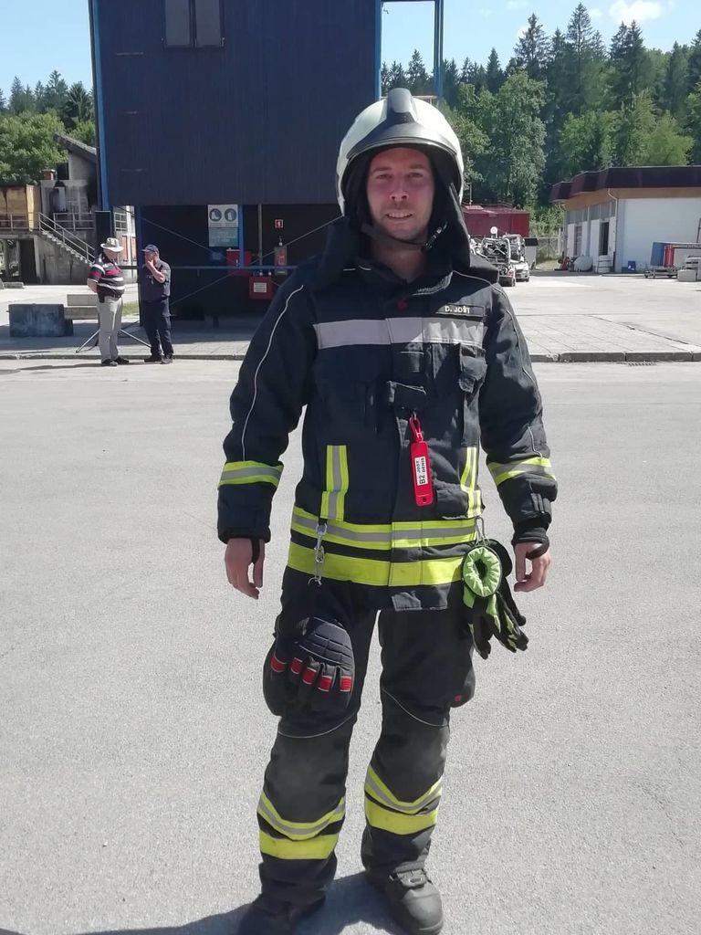 Usposabljanja v PGD Vransko