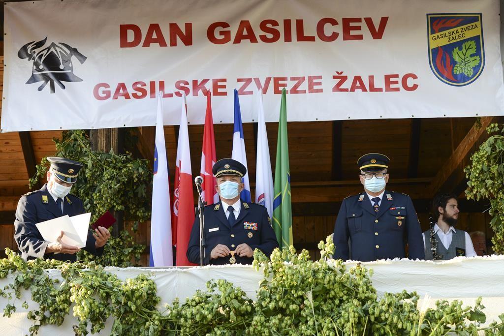 120 let PGD Braslovče in Dan gasilcev GZ Žalec