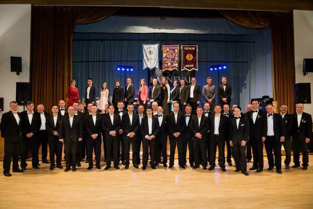 100 let lionizma, Lions klub Konjice, Leo klub Konjice