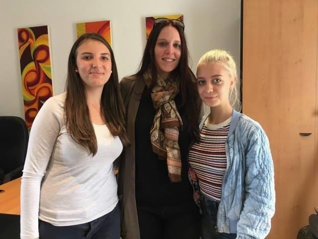 ERASMUS+ PRAKTIČNO IZOBRAŽEVANJE DIJAKINJ Srednje šole Slovenj Gradec in Muta na MALTI