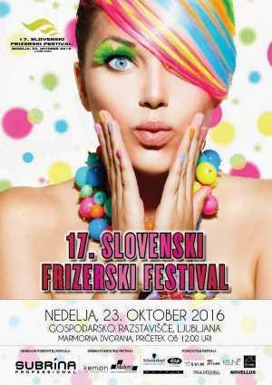 Članice sekcije frizerk OOZ Radovljica obiskale 17. slovenski frizerski festival