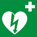 Usposabljanje za ravnanje z defibrilatorjem