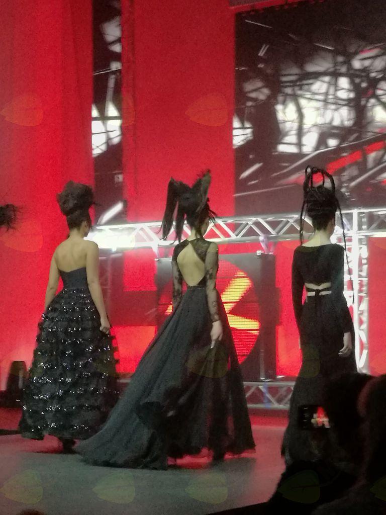 Članice frizerske sekcije OOZ Radovljica obiskale Hairstyle news 2018 v Zagrebu