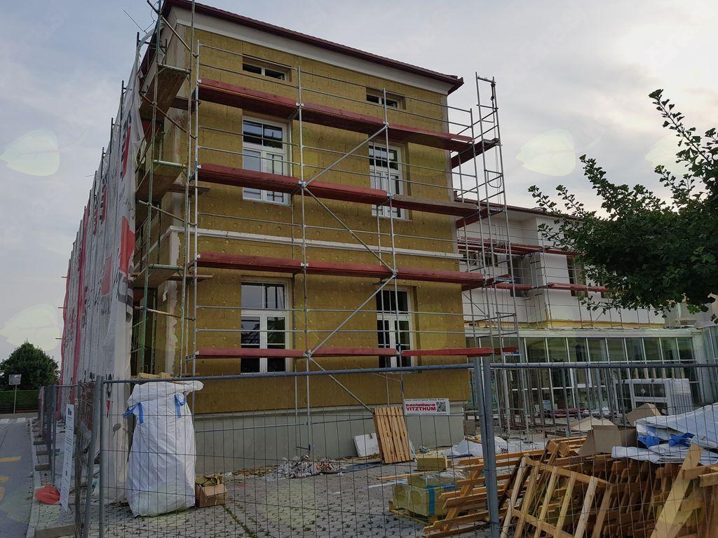 OŠ Cirkovce - stanje 8.8.2018