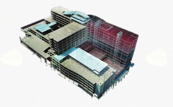 Uporabite BIM (informacijsko modeliranje gradenj) za bolj učinkovito projektiranje gradenj