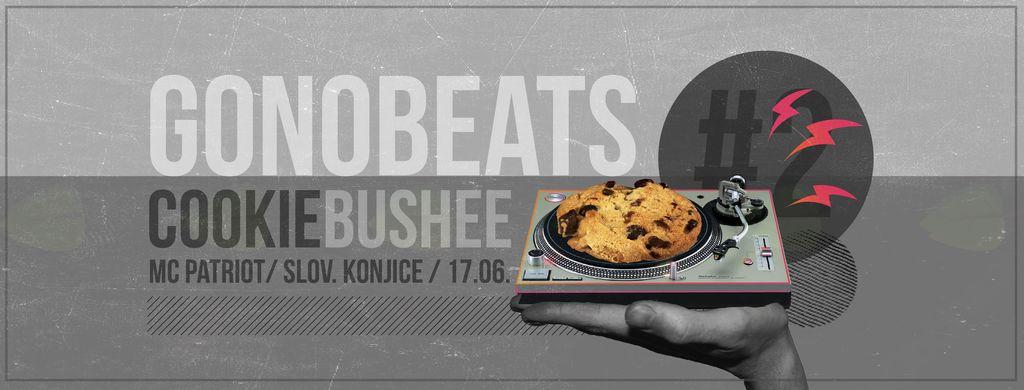 GonoBeats party (Cookie, Bushee)