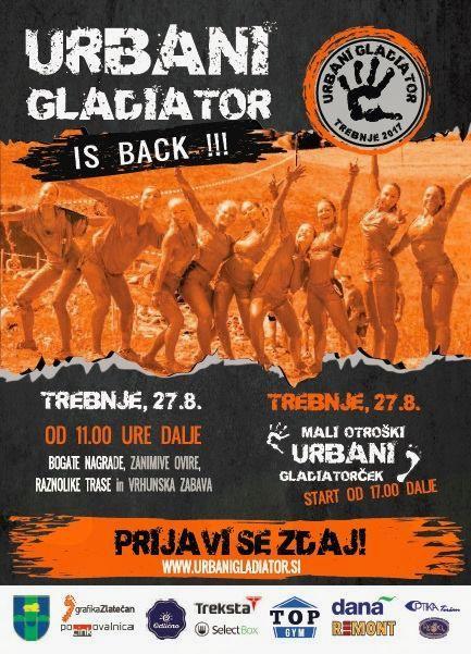 Urbani Gladiator Trebnje