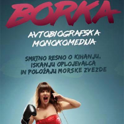 Jasna Kuljaj- Monokomedija Borka