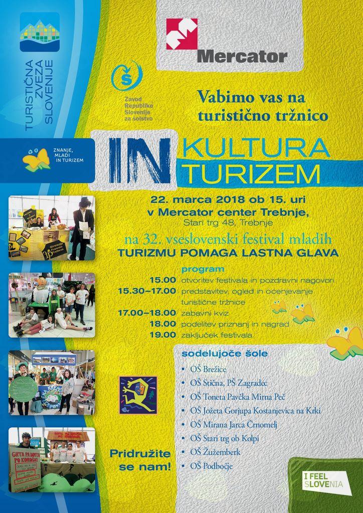 32. vseslovenski festival mladih- Turizmu pomaga lastna glava