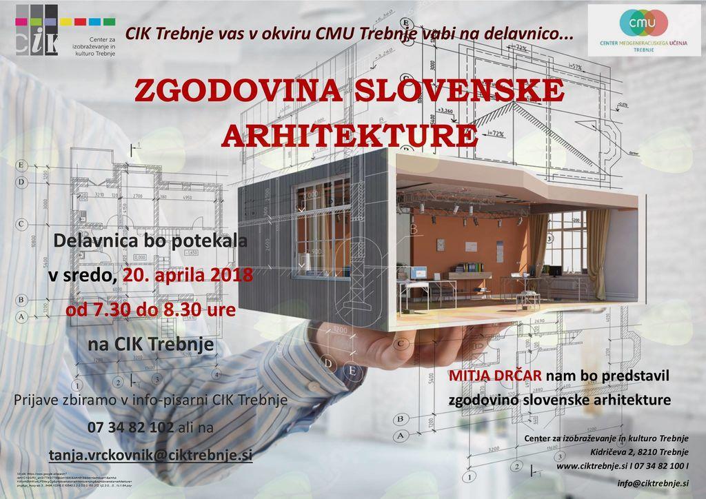 Zgodovina slovenske arhitekture