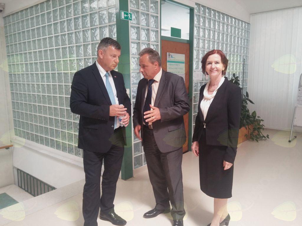 Srečanje z evropsko komisarko za mobilnost in promet mag. Violeto Bulc