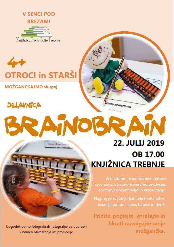 Delavnica Brainobrain