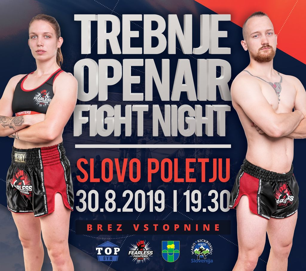 Trebnje OpenAir Fight Night 7