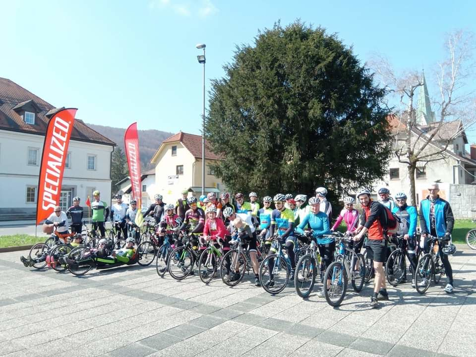 ODPOVEDANO - 10. dobrodelno 12 urno kolesarjenje Trebnje