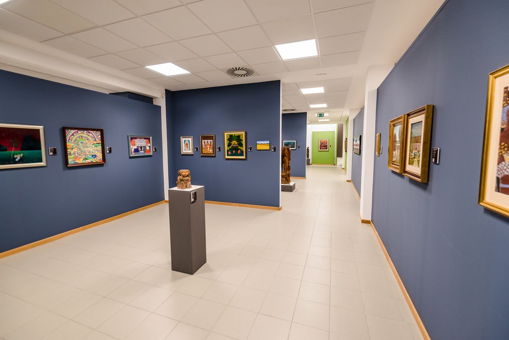 Galerija likovnih samorastnikov