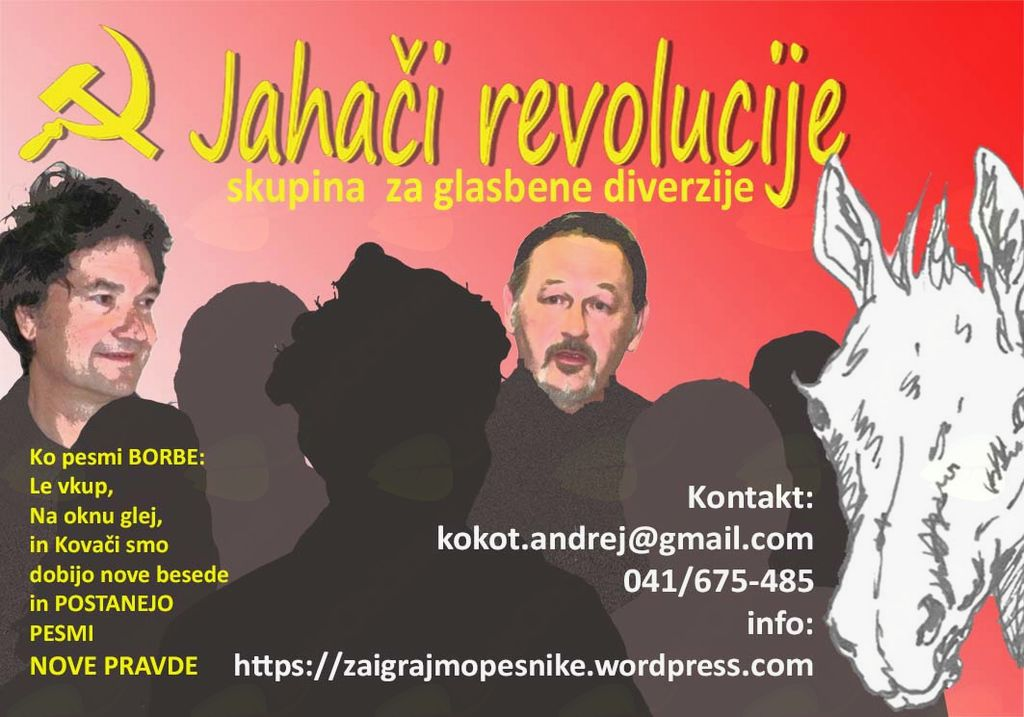 Javna vaja Jahačev revolucije