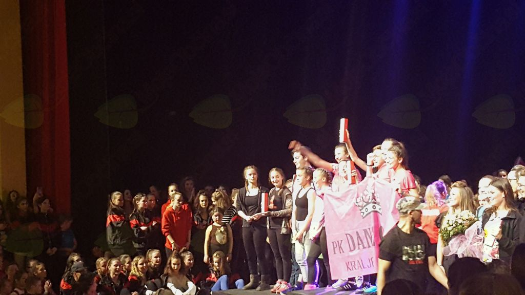 Plesalci plesnega društva BPS na mednarodnem festivalu DanceStar v Opatiji
