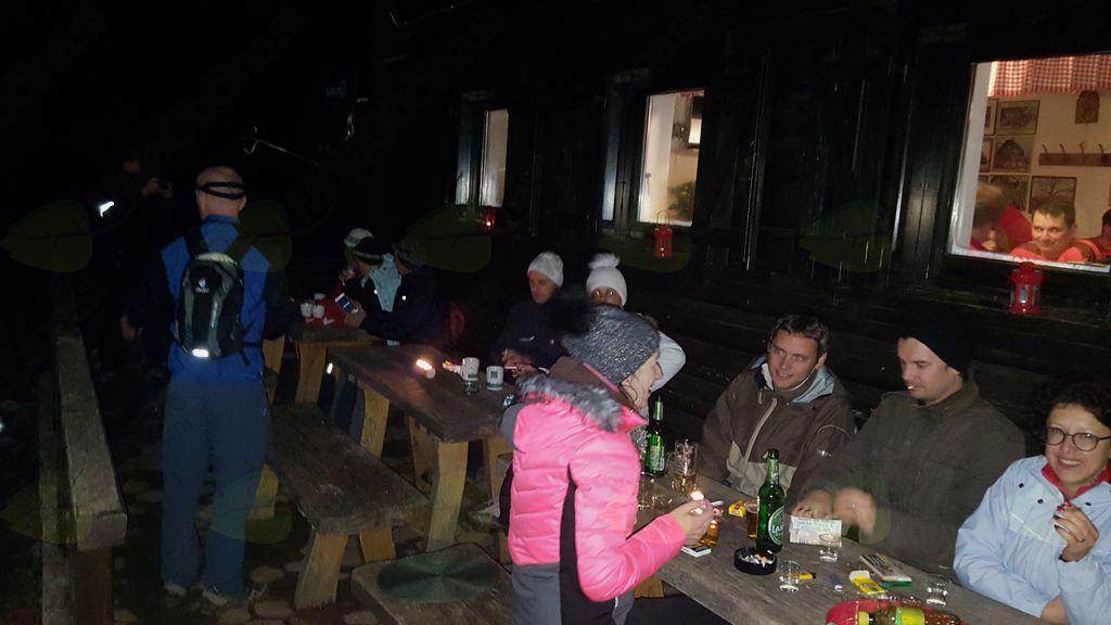 Silvestrovanje v Planinski koči na Sv. Jakobu