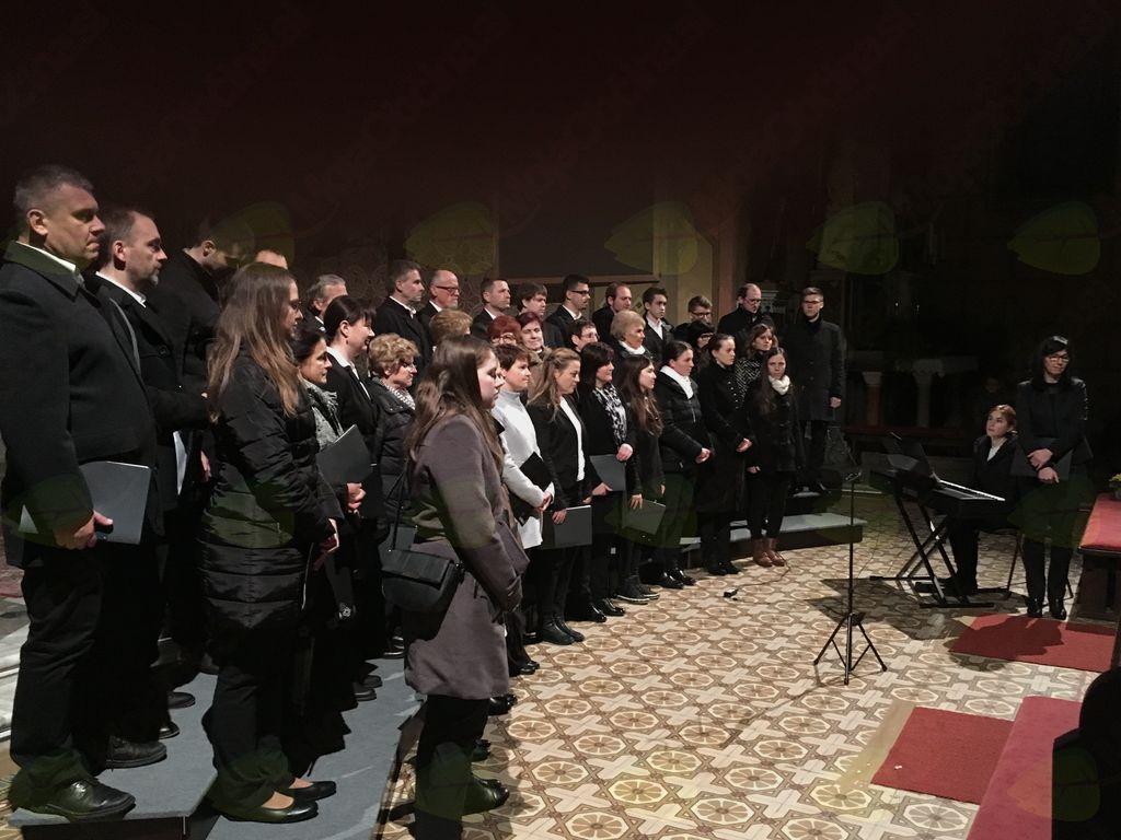 Mešani pevski zbor sv. Lenarta Nova Cerkev