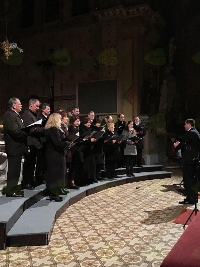 Mešani pevski zbor sv. Trojica