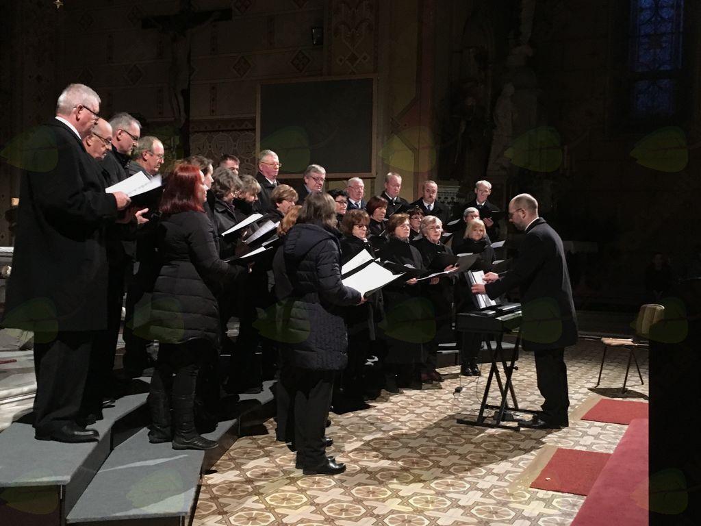 Mešani pevski zbor sv. Jerneja Vojnik