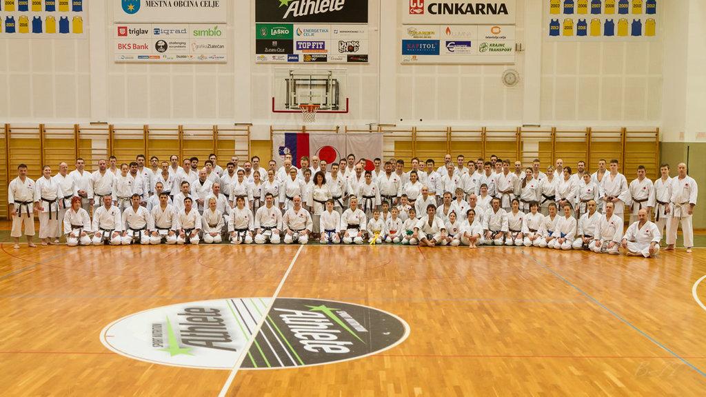 Seminar JKA karateja