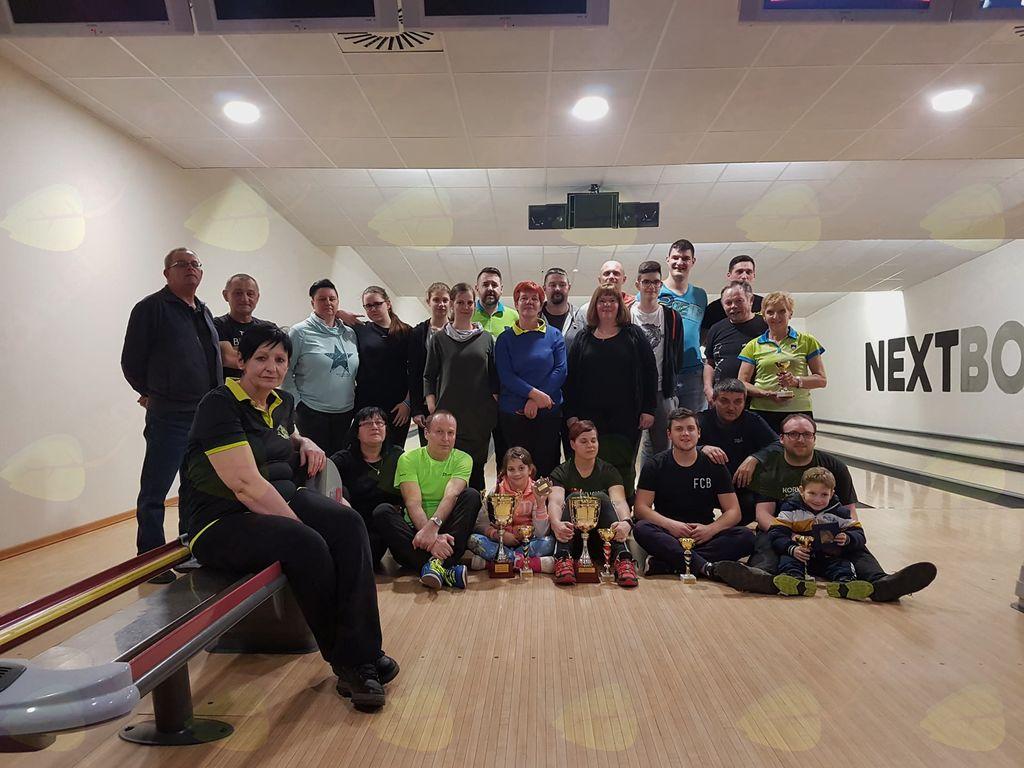 Bowling klub organiziral že peti turnir