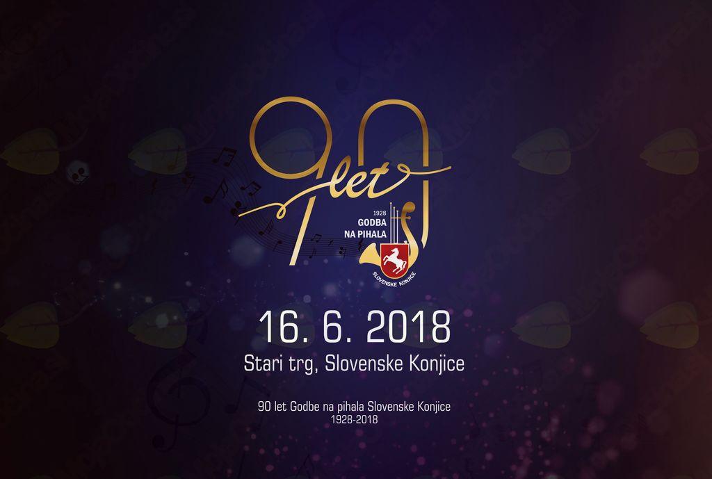 90. obletnica Godbe Slovenske Konjice