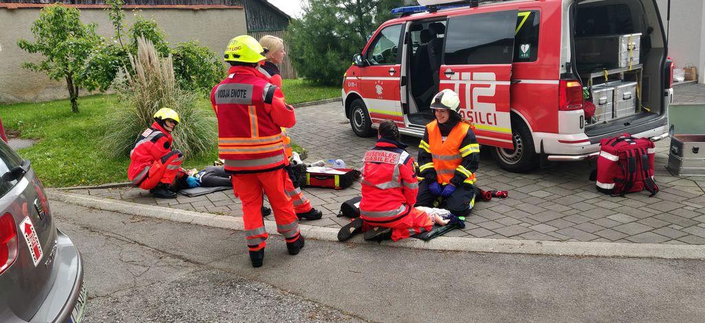 3. srečanje gasilcev bolničarjev GZ Vrhnika