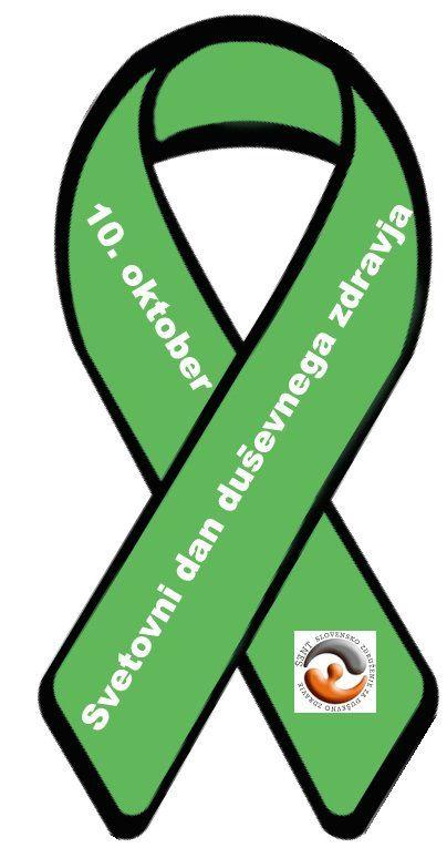 10.10. - Svetovni dan duševnega zdravja