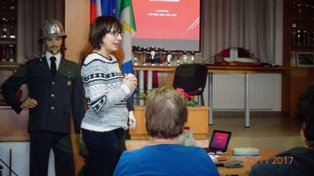 Predavanje dr. Jane Mrvar