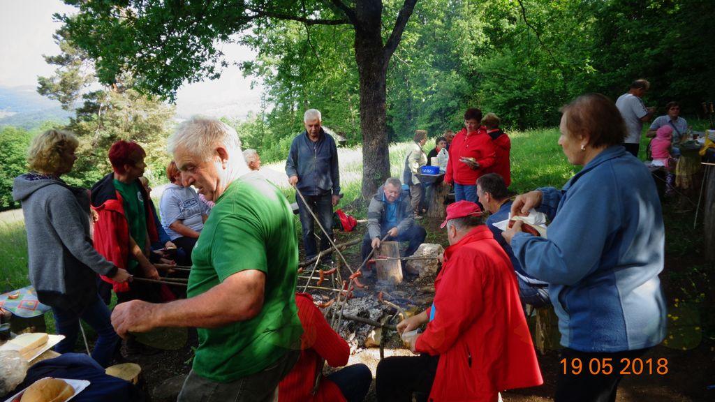 Rekreativni pohod na Plešivico