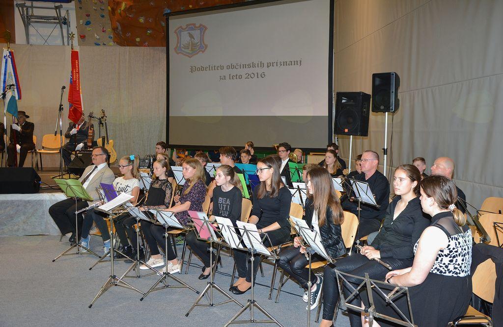 Pihalni orkester Glasbene šole