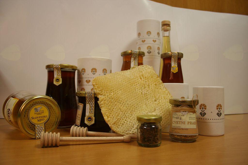 Čebelji pridelki – odlično darilo