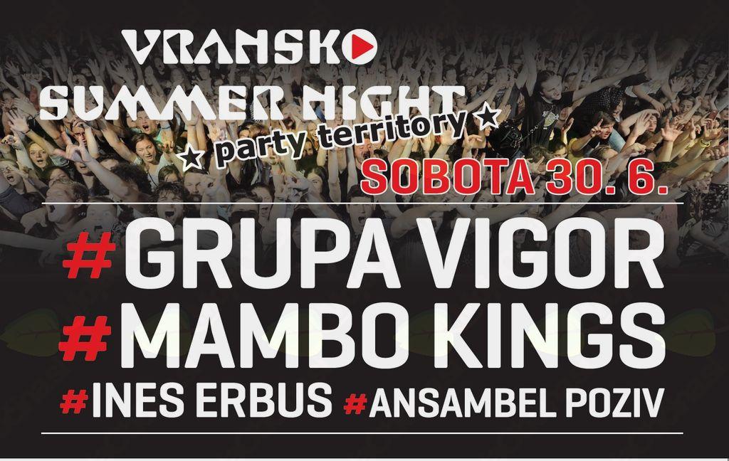 VRANSKO SUMMER NIGHT 2018