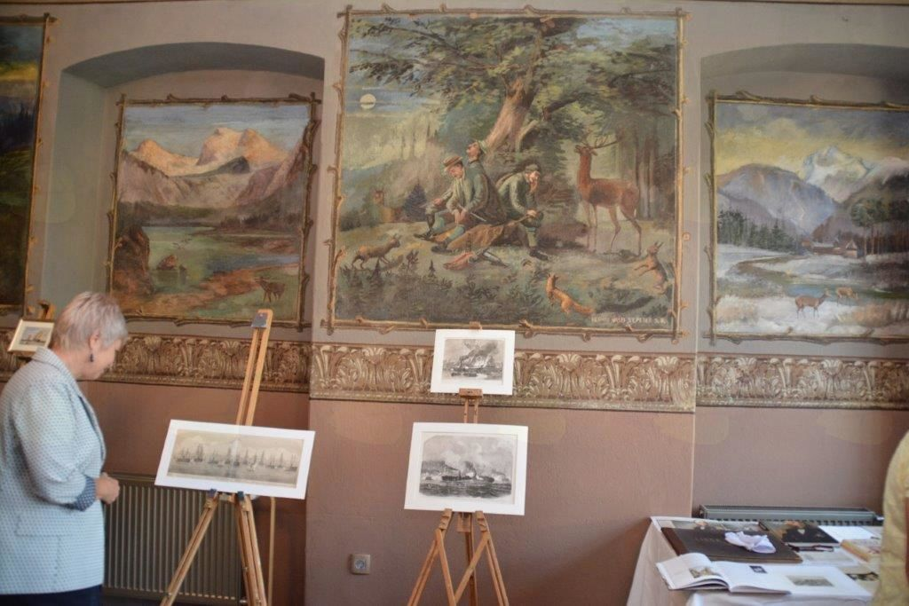 Oživitev pozabljenega slikarja Antona  Perka