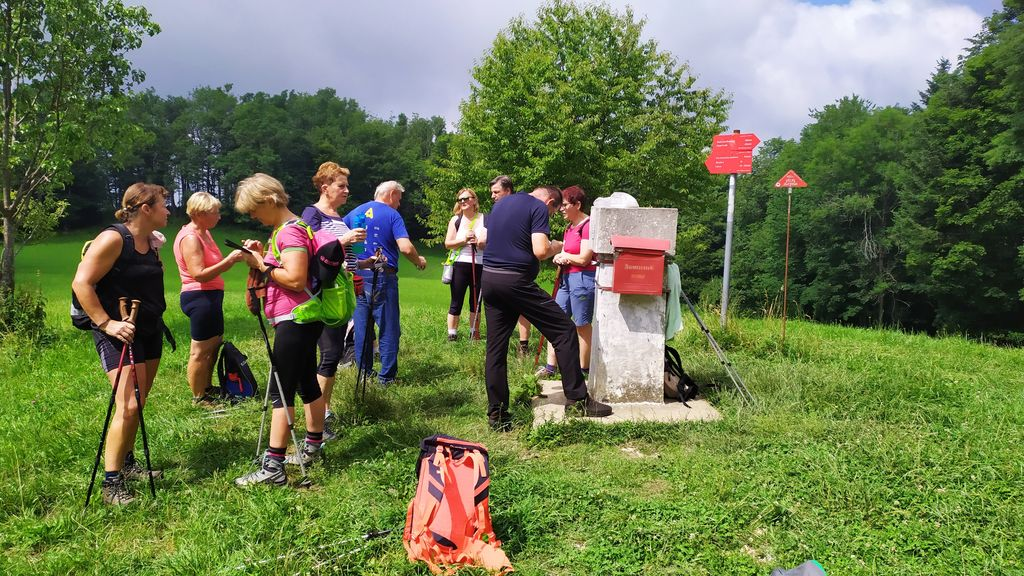 Planinski izlet na Bohor