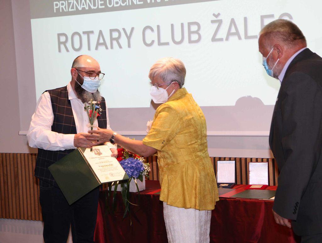 Podelili priznanja za leto 2019 in 2020