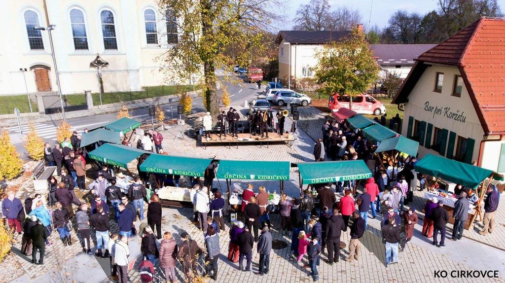 Prvo martinovanje v Cirkovcah bo postalo tradicija