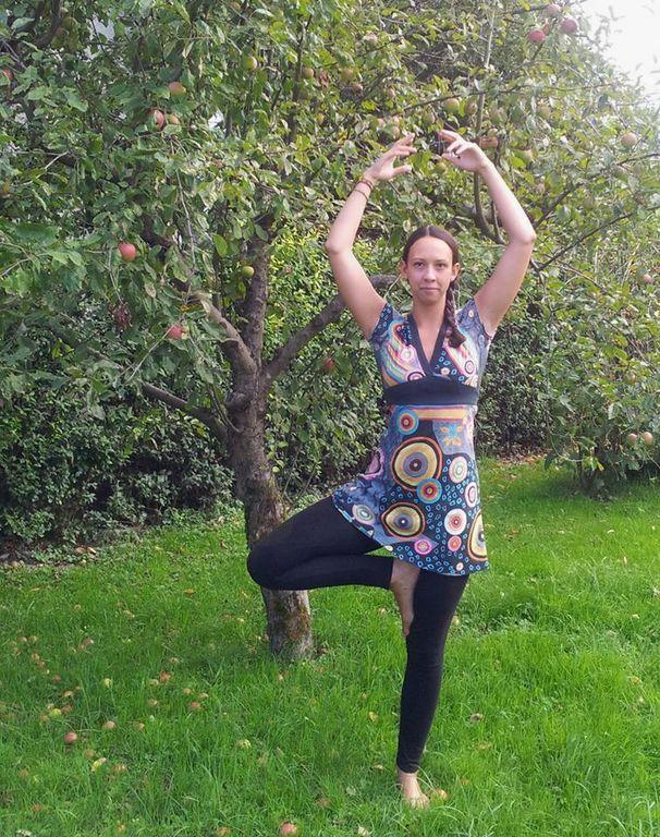 NOVO- Ženska joga