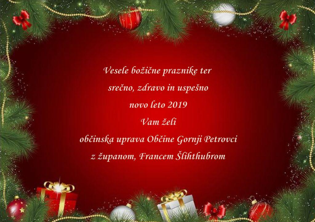 Srečno 2019